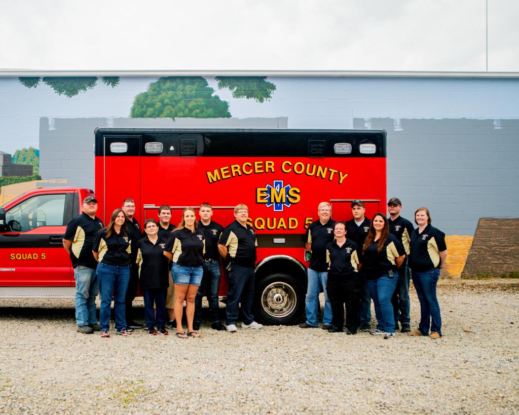 Mercer County Ohio EMS
