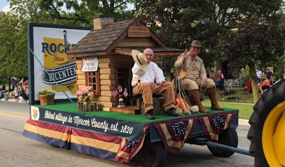Bicentennial Float